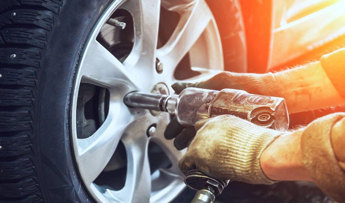 repairing wheels